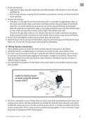 HOTGRIPS instructions.indd - A Vicious Cycle - Page 5