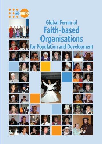 Faith-based Organisations - UNFPA