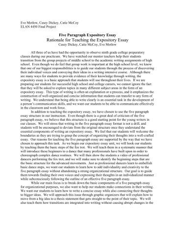 expository essay examples what is an expository essay example