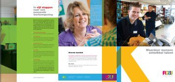 Algemene Brochure ROZIJ Werk - lokaalloket.nl