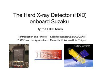 The Hard X-ray Detector (HXD) onboard Suzaku