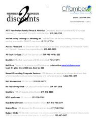 ACTS Headwaters Family Fitness & Athletics: Corporate discount ...