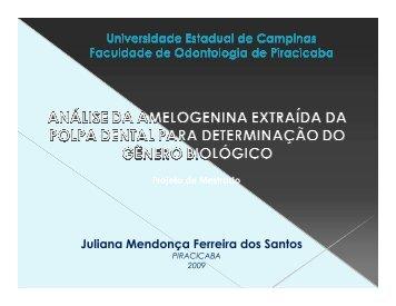 Juliana Mendonça Ferreira dos Santos