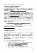 """""""A"""" típusú pályázati kiírás ajánlott szövege (letölthető a ... - Tiszacsege - Page 2"""