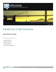 Family Fun in San Francisco - Family Getaway