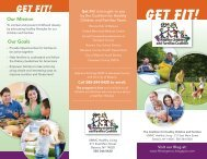 Get Fit! - United Memorial Medical Center