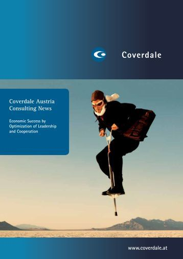 Coverdale Austria Consulting News