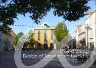 Projektforslag Design af Sønderborg bymidte