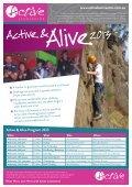 Active & Alive 2013 - Active Launceston - Page 2