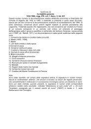 32. Contabilità generale - Comune di Argenta