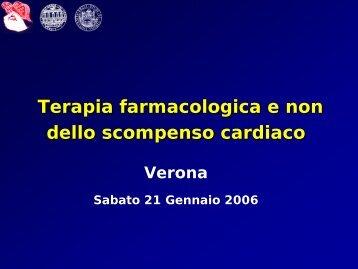 Fisiopatologia dello scompenso cardiaco - Cuorediverona.it