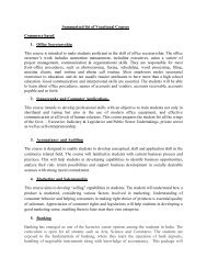 a. List of Vocational Courses - CBSE