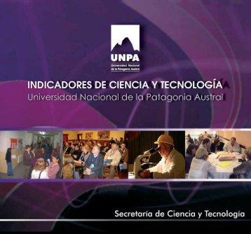 5 Inversión en Actividades de CyT - Universidad Nacional de la ...