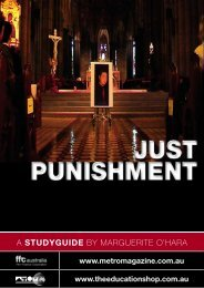 to download JUST PUNISHMENT Study Guide - Ronin Films