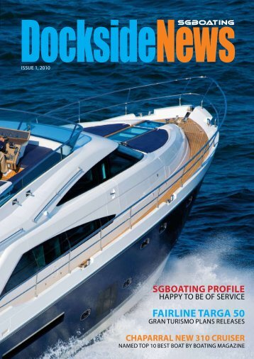 Issue 1, 2010 - SGBoating