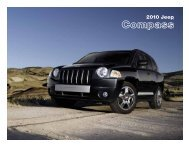2010 Jeep® Compass