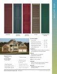 vinyl shutters - Custom Shutter Company - Page 2