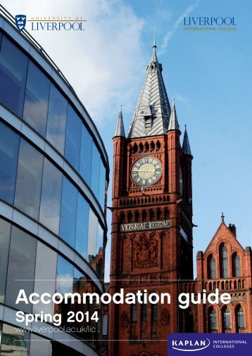 Accommodation Guide PDF - Kaplan International Colleges