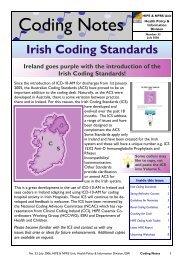 Download Coding Notes July 2006 - ESRI