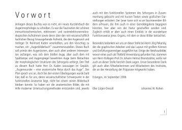 Leseprobe - Dr. R. Kaden Verlag