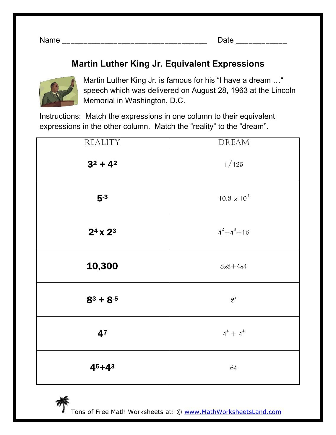 Printables Math Worksheet Land math worksheet land division adult best inspirations myltio inspiring