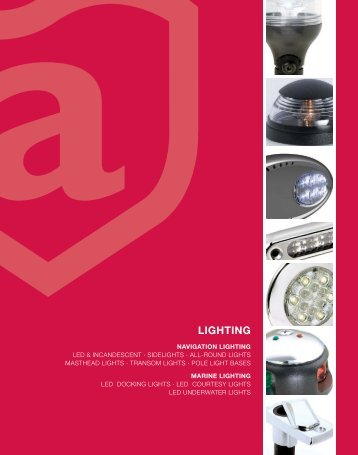 LIGHTING - Attwood