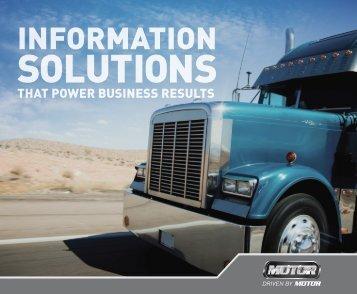 FleetCross - MOTOR Information Systems