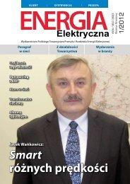 numer 1/2012 - E-elektryczna.pl
