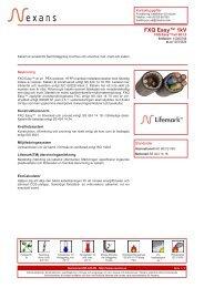 FXQ Easy™ 1kV - Nexans