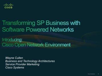 IPv6 in Broadband Networks - Cisco Knowledge Network