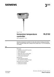 3333 Immersion temperature controller RLE162