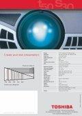 Prospekt T 50/S30 (E) - Toshiba - Page 2