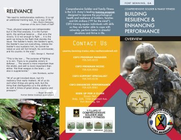 Resilience and Enhanced Performance