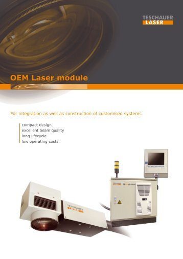 OEM Laser module