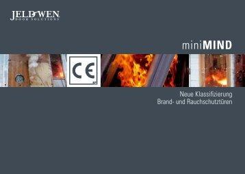 miniMind: Brand- und Rauchschutz - JELD-WEN Türen
