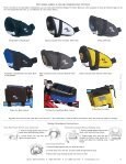 2012 Catalog of Cycling Bags - Inertia Designs - Page 5