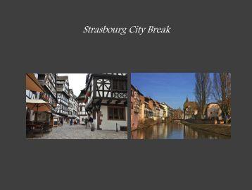Strasbourg City Break - w travel france