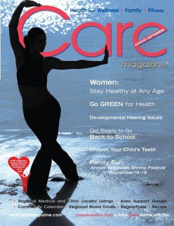 Women - Care Magazine