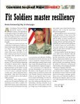 Army program emphasizes five pillars of Soldiers' fitness - Page 5