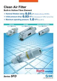 Browse SFD Catalogue - SMC Pneumatics Australia