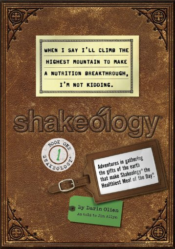 Shakeology book