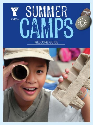 Summer camps - YMCA of Greater Toronto