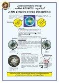 Prostorová energie Působící pole Geoenergetická energie Přístroj ... - Page 4