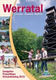 B a llonclub - Werratal Tourismus