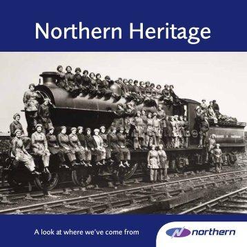 Northern Heritage - Northern Rail