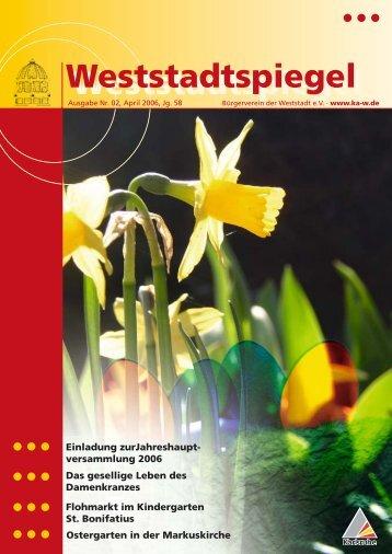 42786_U_Weststadt 0206.indd - KA-News