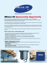 BBnice 08 - Bike Business Magazine Home Page
