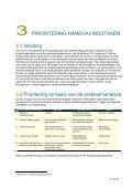 Uitvoeringsprogramma Integrale Handhaving Purmerend 2012 - Page 7