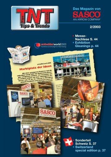 SASCO Information & News - ISI-Design