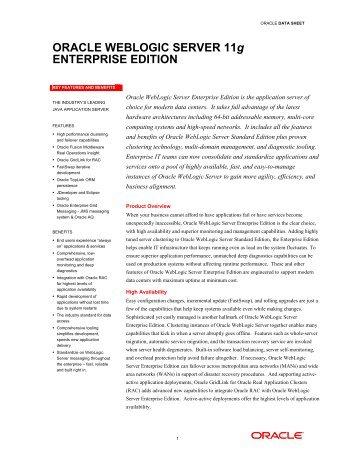Weblogic suite | ephlux.